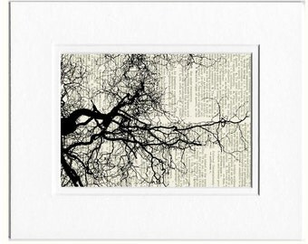 tree branches I print