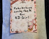 BJD Lucky Pack - 3 Pairs of Stockings for SD Fairyland Luts Volks Dollfie