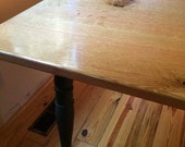 Quartersawn White Oak Table