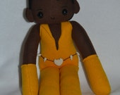 Custom Vixen Superhero Plush Doll Comic Plushie ON SALE was 45 now 40