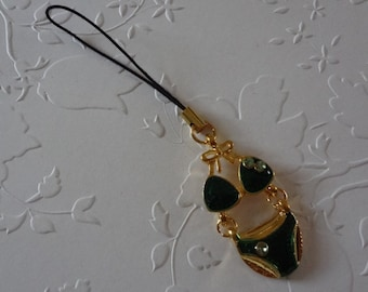 1 - Swimsuit Charm - Cell/Mobile Phone Charm