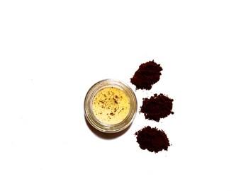 Vanilla Bean Lip Balm . natural lip care