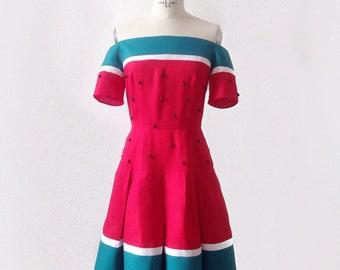 The Watermelon Dress