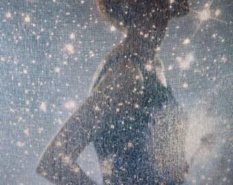 Hubble Galaxy Scarf. FREE Shipping USA