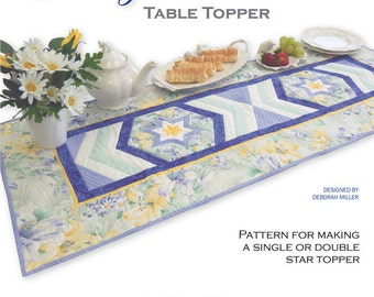 Sunday Brunch Table Topper