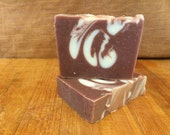 Sangria Swirl (made with wine) Vintage Suds Wine Soap
