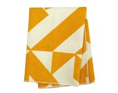 Parallels Everyday Napkins - Geometric Modern Organic Cotton