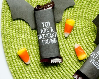 Halloween Printable Party Favor (INSTANT DOWNLOAD) by Love The Day