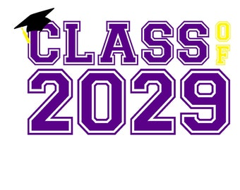 Personalized Class Of Iron On Vinyl Decal