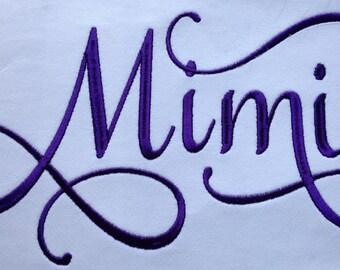 Mimi t  shirt grandmother shirt