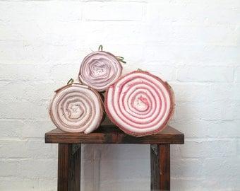 Twin XL Hemp & Cotton Fleece Organic Blankets