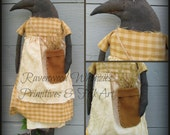 Primitive Crow, Primitive Fall, Crow, Prim Crow FFFOFG
