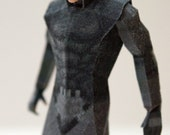 Solid Snake - Metal Gear Solid 3D-Printed Model (4-inch version)