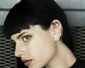 Steampunk Ear Wrap - Cartilage Earring - Ear Cuff No Piercing - Steampunk Wraps - Boho Jewelry - Cuff Jewelry - Steampunk Collection