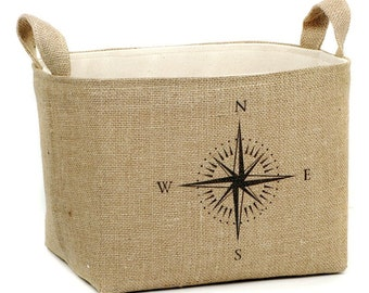 Compass Coastal Storage Basket