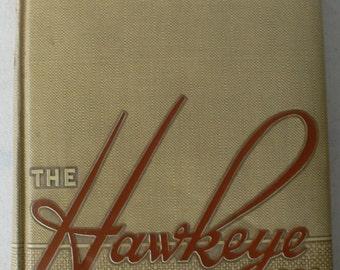 1950 yearbook, Hawkeye, The University of Iowa, from Diz Has Neat Stuff