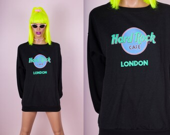 90s Hard Rock Cafe Sweatshirt
