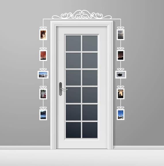 Frame Decals Vinyl Wall Decals Photo Frames Picture - Wall decals picture frames