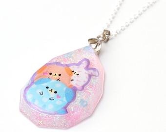Cute Animals Necklace