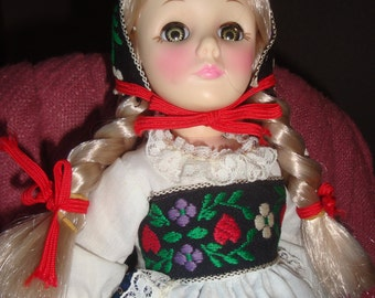 Heidi Effanbee 1976 vintage doll