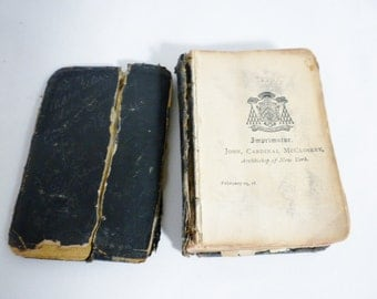 Antique Bible, from Sir John 1834, Sir John Written Message, Easter Sunday