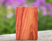 Wood Business Card Holder (Tulipwood - Limited Edition)