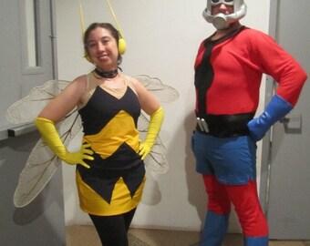 Waspy Running Costume