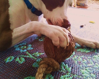 Cocomutz all natural Dog Toy