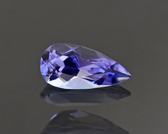 Lovely Blue Tanzanite Gemstone from Tanzania 1.04 cts.