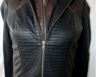 Divine Diva Leather Jacket