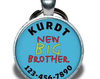 Pet ID Tag - New Big Brother or Sister