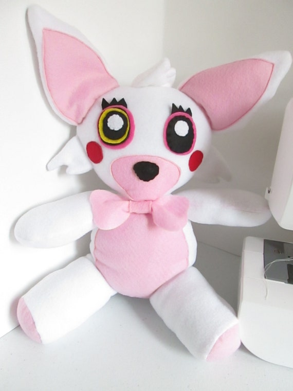 Mangle plush inspired by five nights at freddy s unofficial fnaf