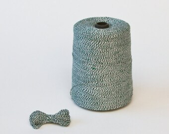 Dark Green bakers twine - green twine