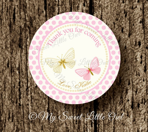 Butterfly Cake Toppers Baby Shower : Butterfly cupcake topper butterfly baby shower butterfly