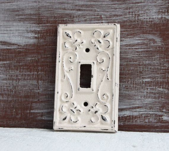 Light Switch Cover Ivory Light Switch Plate Cast Iron Metal