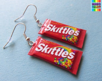 Skittles Earrings
