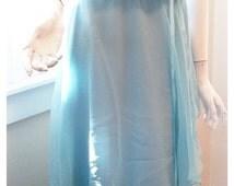 Light Blue Vintage Ball Gown / Prom Dress (Disney Princess: Cinderella)