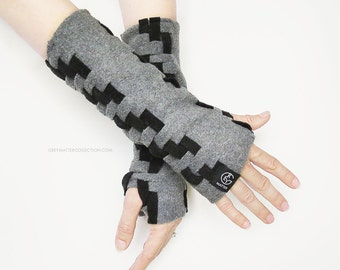 Fingerless Gloves, Arm Warmers, Mittens, Wrist Warmers, Convertible Gloves, Winter Gloves, Handwarmers, Fleece Gloves, Texting Gloves