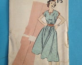 Vintage 1950s Weldons sew...