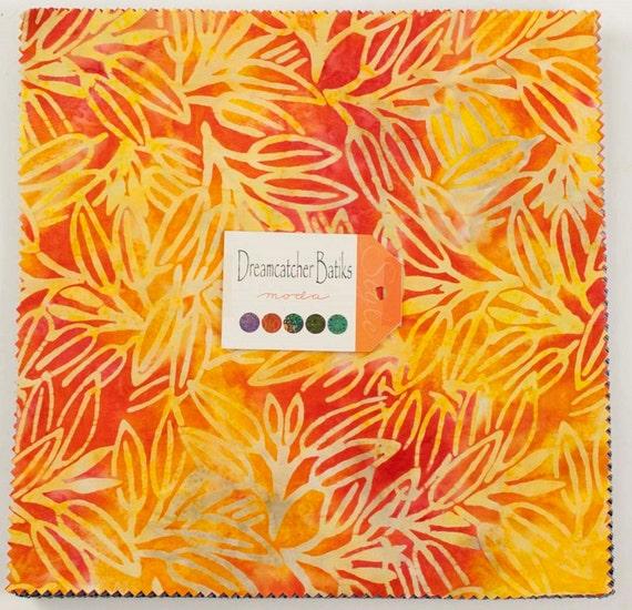 Batik Layer Cake Fabric