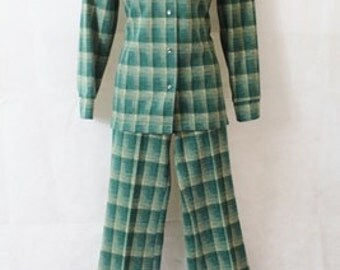 "Funky 1970's Leisure Suit 28""W"