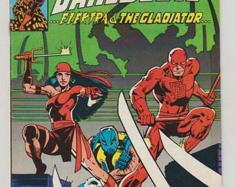 Daredevil; Vol 1, 174 Bronze Age Comic Book. VF.  September 1981.  Marvel Comics