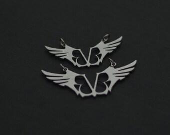 Black Veil Brides BVB Stainless Steel Pendant