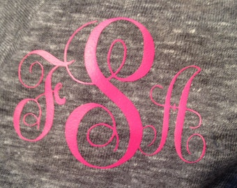 iron on monogram 9x9 monogram iron on vinyl monogram iron on letters iron in vinyl vinyl monogram iron on