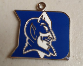Duke University Blue Devils NCAA Logo Charm
