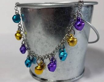 Colorful Jingle Bracelet