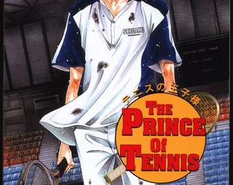 PRINCE of TENNIS #36 Takeshi Konomi, Viz Communications, Shonen Jump Sports Manga Comics Collection,Ryoma,