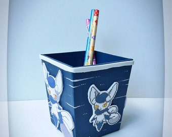 Pokemon Pencil Cup - Meowstic