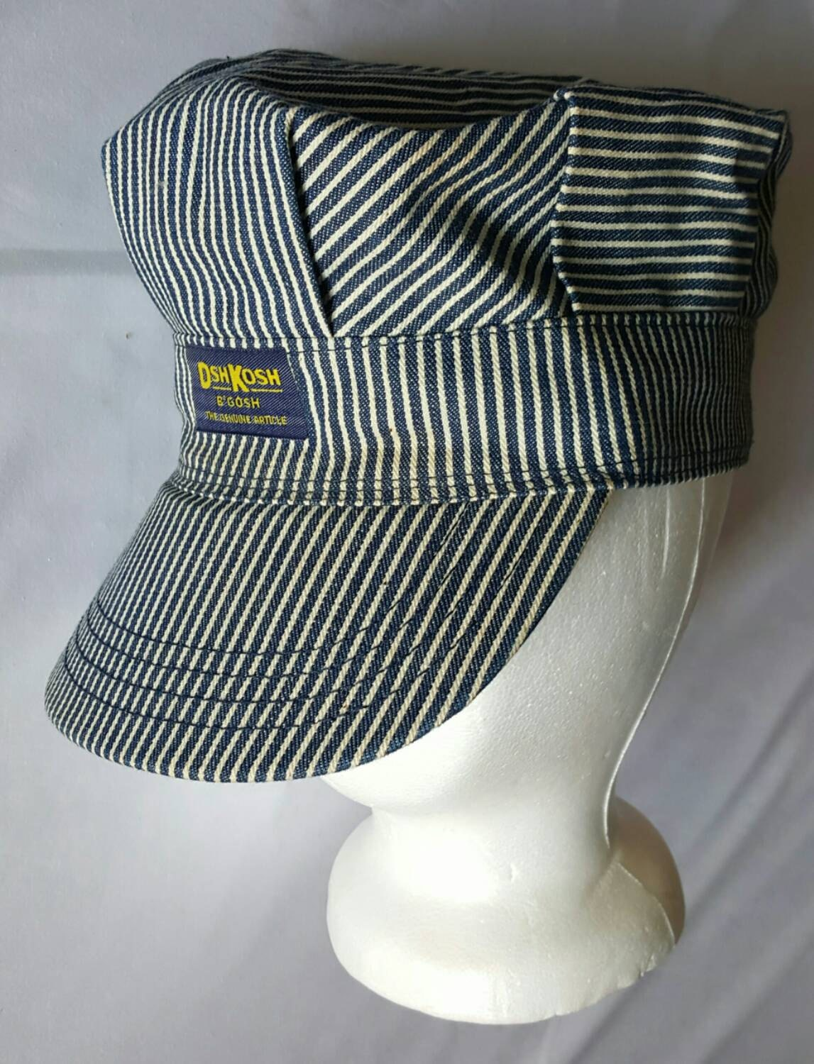 Adult Train Conductor Hat 28