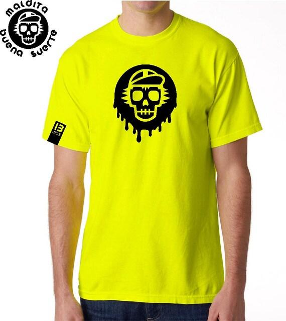 MBS SKULL t-shirt